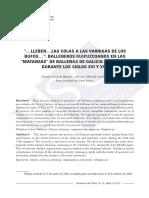 Balleneros Guipuzcoanos en Las Matanzas de Ballenas de Galicia y Asturias - Siglos Xvi y Xvii