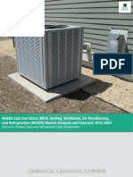 Middle East and Africa HVACR Market Research Report 2016-2022