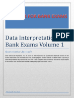 Data Interpretation Volume 1