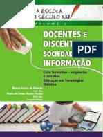 Livro Docentes e Discentes - André