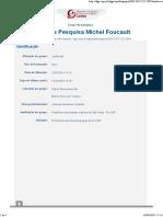 Grupo de Pesquisa Michel Foucault - PUC SP