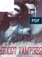 Suzzane Wright-Here be sexist vampires