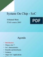 Mohanad - System on Chip (SOC)