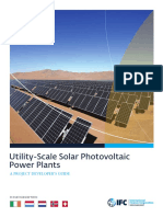 Book_Utility-Scale Solar Photovoltaic Power Plants - IfC