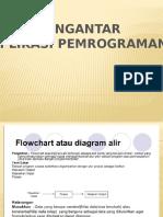 Aplikasi Program Flowchart