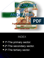 Economy of Andalusia