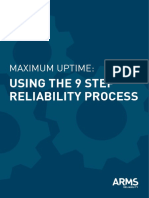 eBook 9 Steps Reliability Process