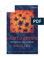 Enrico Coen-The Art of Genes-Oxford University Press, USA (2000)