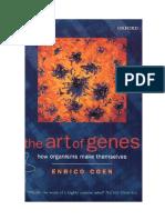 Enrico Coen-The Art of Genes-Oxford University Press, USA (2000)