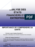 Analyse Financiere 1