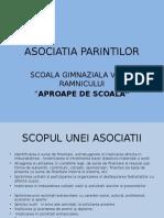 ASOCIATIA PARINTILOR