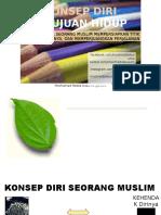 Konsep Diri Seorang Muslim