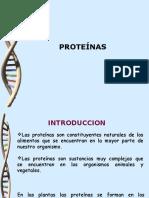 PROTEÍNAS Clase Lida (2)