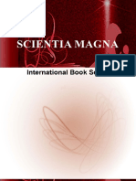 SCIENTIA   MAGNA. International Book Series (vol. 11, no. 2), 2016
