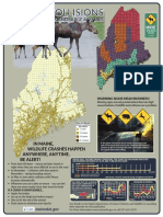 Maine DOT Moose Accidents