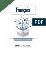 Gramatica de negocios en francés