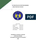 Pompa Injeksi Jerk Elektronik