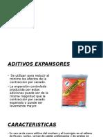ADITIVOS EXPAN.