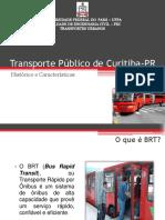 Transporte Público de Curitiba-PR