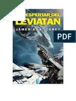 Corey James S a - El Despertar Del Leviatan