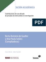 Alfabetizacion academica