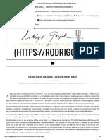 O exercício de escrever_ a lição de Shelby Foote - Rodrigo Gurgel.pdf