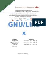 Trabajo de Herramientas Tecno. Unidad III GNU Linux