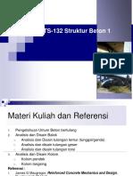 Bahan Kuliah Struktur Beton 1