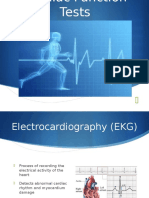 Cardiac Function Tests