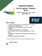 Foz Iguazu Cristianos