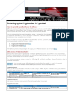 Combating Cryptolocker Updated