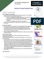 Risk Management Module 3 Summary