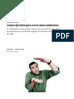 Cuatro Ejercicios Para Crecer Unos Centímetros _ BuenaVida _ EL PAÍS