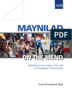 Maynilad on the Mend
