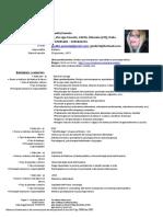 cv europeo giudici pamela-medicina