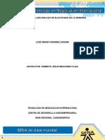 Evidencia 4 Taller Análisis de Elasticidad de La DemandaJOSE