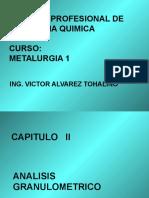 Curso Metalurgia 1 Capitulo II 2016