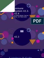 immune system  43 3-43 4  - ppt