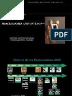 AMD Opteron - Presentaciones