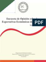 Encuesta Expe Econ05 2014