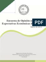 Encuesta Expe Econ03 2014
