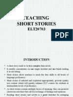 Teaching Short Stories