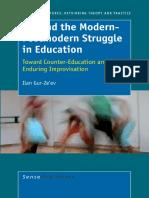 Modernismo y Posmodernismo en Educación