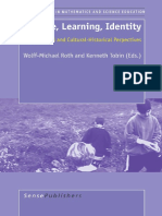 Science Learning and Identity