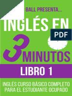 Ingles en 3 Minutos - Kieran Ball