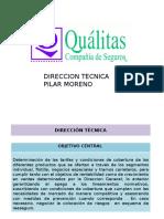 Direccion Tecnica Funiciones 2017