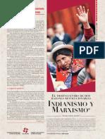 Indianismo y marxismo (García Linera)