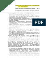 Guía de Revisión de Fichas de Tareas de Investigación Para El Bachillerato