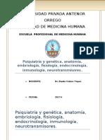 Exposición Sistema Psiconeuroinmunoendocrino Word Completo