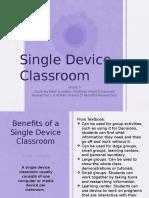 single device- group 5